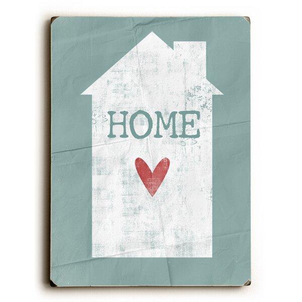 Home Textual Art by Artehouse LLC