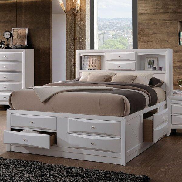 Braymer Storage Platform Bed by Ebern Designs