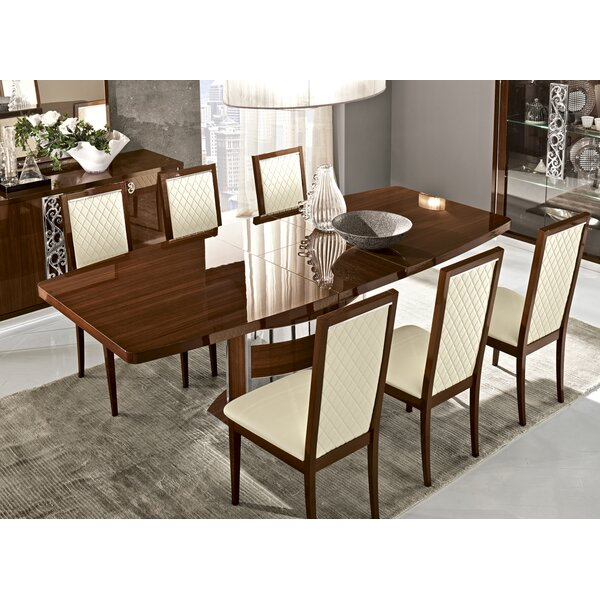 Jeterson 7 Piece Extendable Dining Set by Brayden Studio