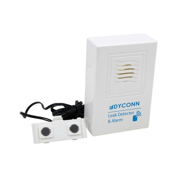Dyconn Battery Operated Water Detector Alarm by Dyconn
