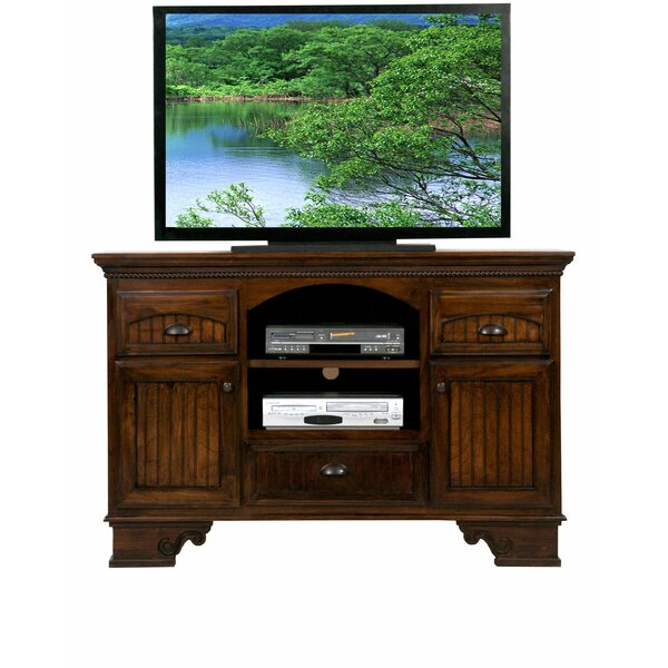 Sova Solid Wood TV Stand for TVs up to 65