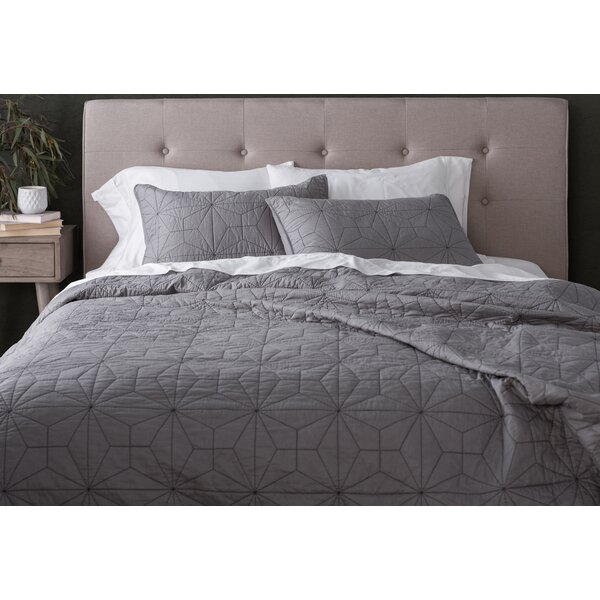 3 Piece Coverlet Set by Eider & Ivory