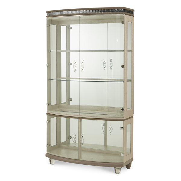 Overture China Cabinet by Michael Amini