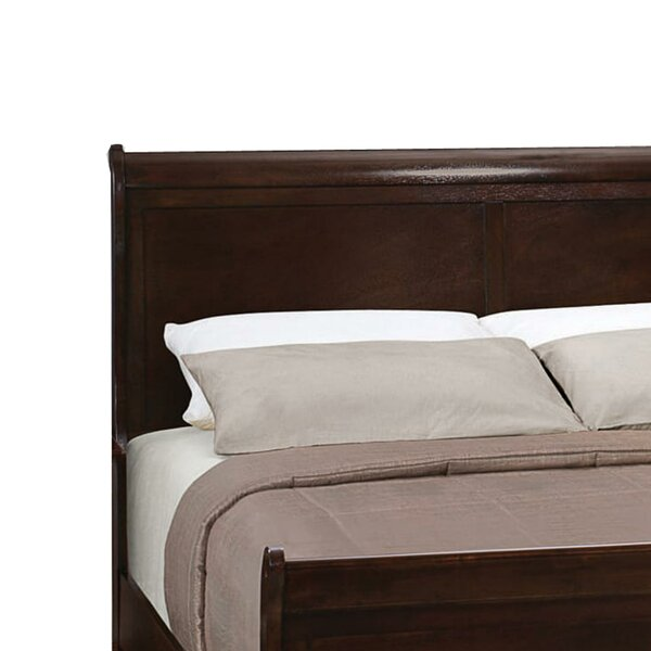 Chelwood Sleigh Bed by Charlton Home