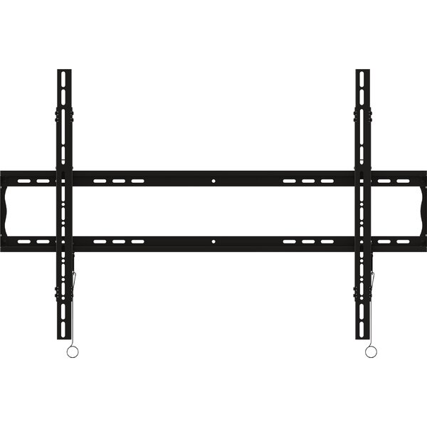 Fixed Universal Wall Mount for 46 - 80 Flat Panel Screens by Crimson AV