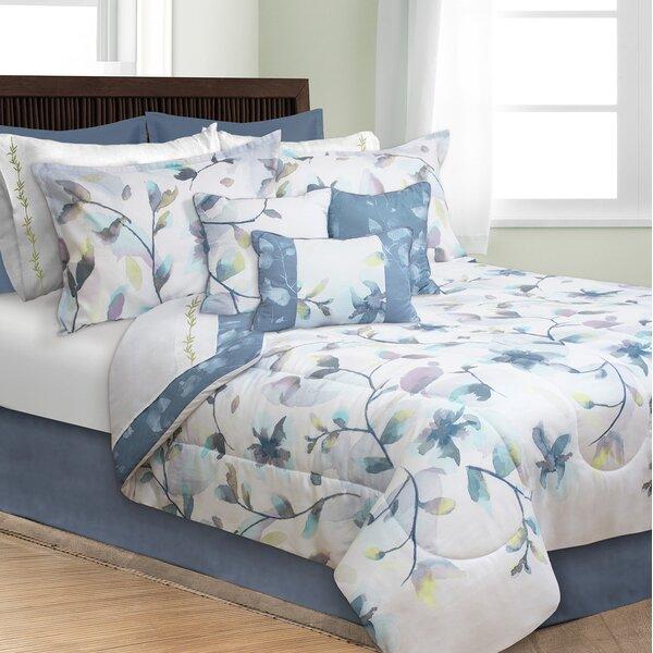 Causeway Amelie Comforter Set by Ebern Designs