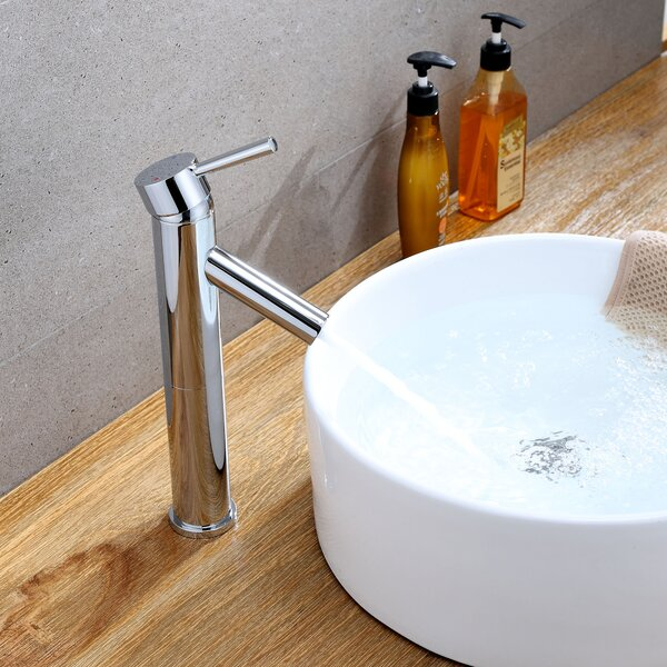 Euro Single Hole Bathroom Faucet by Ultra Faucets Ultra Faucets