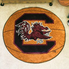 NCAA University of South Carolina Basketball Mat by FANMATS