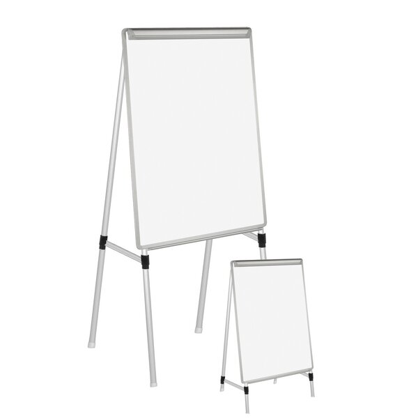 Folding Flipchart Easel by Mastervision