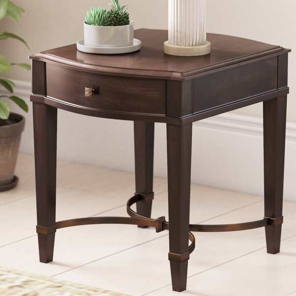 Andraid End Table by Canora Grey