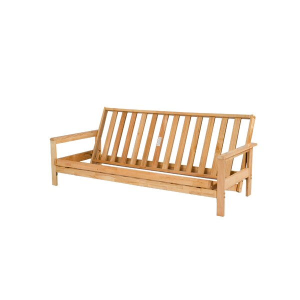 Full Futon Frame By Millwood Pines