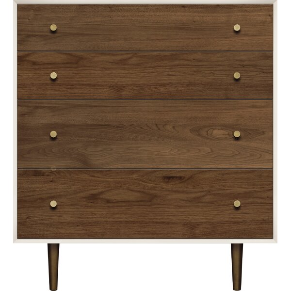 MiMo 4 Drawer Chest by Copeland Furniture