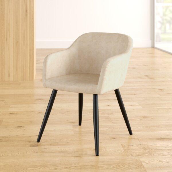 Saddle Armchair By Zipcode Design