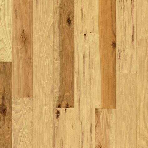 American Treasures 2-1/4 Solid Hickory Hardwood Flooring in Country Natural by Bruce Flooring
