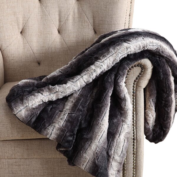 Ombre Luxury Throw by Christian Siriano
