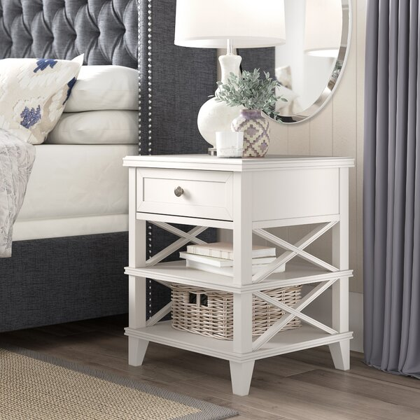Anne 1 Drawer Nightstand by Birch Lane™ Heritage
