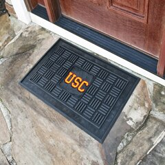 NCAA University of Southern California Medallion Door Mat by FANMATS