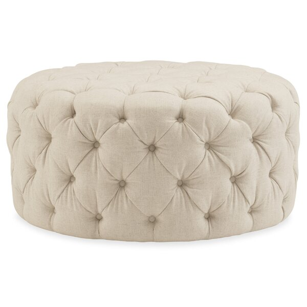 Hazel Cocktail Ottoman by Hooker Furniture