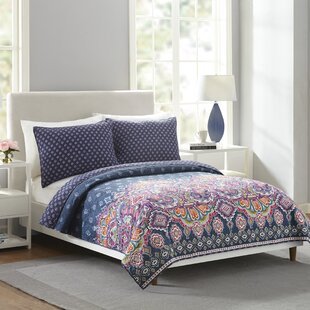 Sedona Medallion Reversible Comforter Set By Vera Bradley