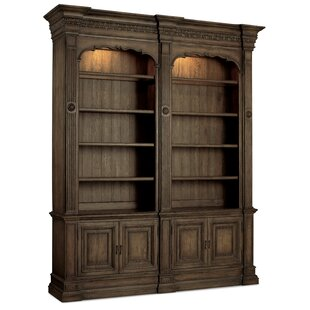 Buying Rhapsody Double Bookcase By Hooker Furniture