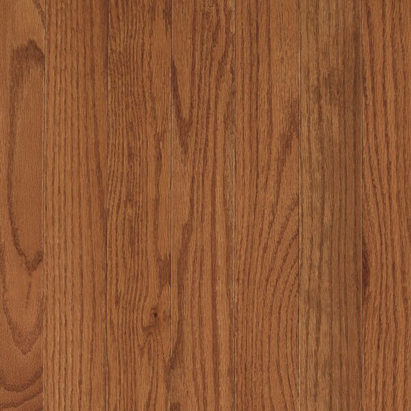 Randleton 2-1/4 Solid Oak Hardwood Flooring in Chestnut by Mohawk Flooring