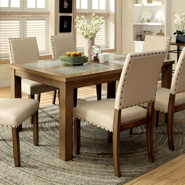Crafton Dining Table by Alcott Hill