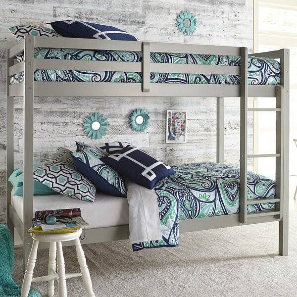 Binne Twin Over Twin Bunk Bed By Birch Lane™ Heritage by Birch Lane™ Heritage Modern