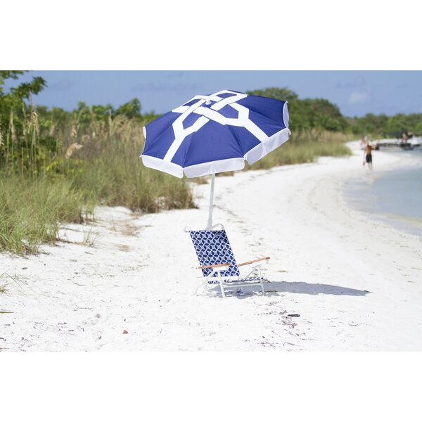 Coso Reclining Beach Chair by Highland Dunes Highland Dunes