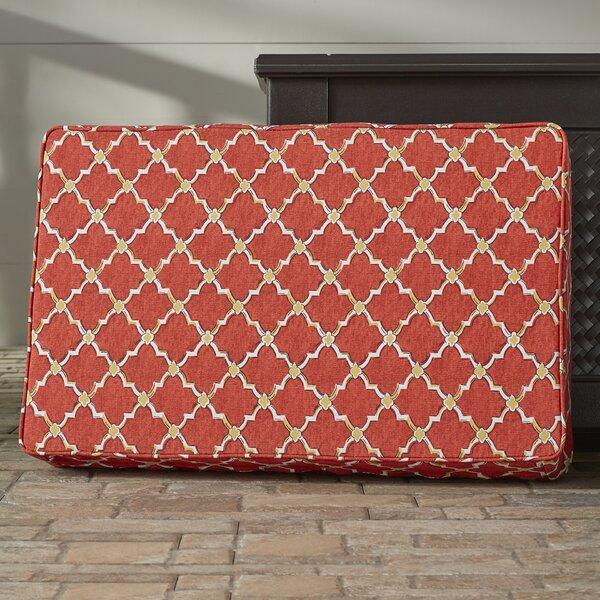 Westbrook Corded Indoor/Outdoor Floor Pillow by Darby Home Co