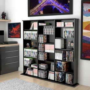 Cataleya Triple Width Multimedia Storage Rack