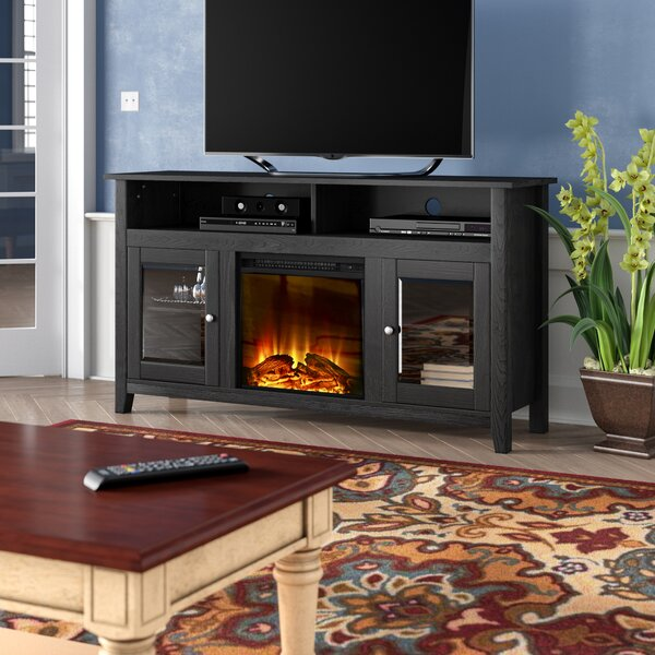 Kohn 58 Tv Stand With Fireplace By Zipcode Design.