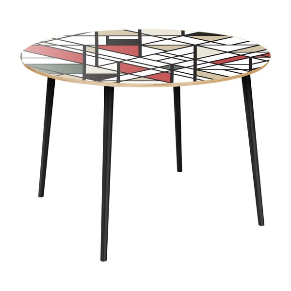 Candelario Dining Table by Wrought Studio