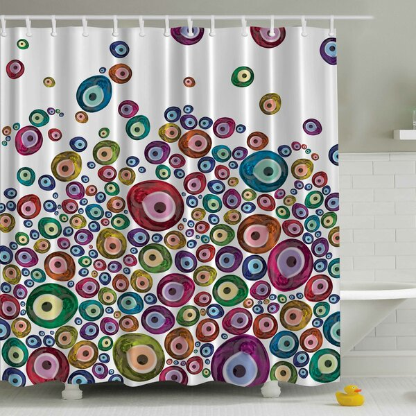 Ambesonne Shower Curtain by Ambesonne