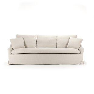 Rich Box Cushion Sofa Slipcover