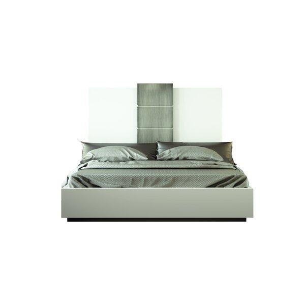 Mathewson King Upholstered Standard Bed by Orren Ellis