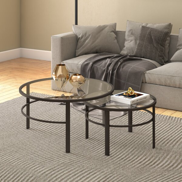 Ikner Coffee Table by Mercer41