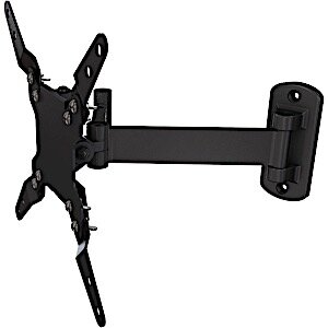 Articulating Arm Wall Mount for 20-40 Flat Panel Screens by Crimson AV