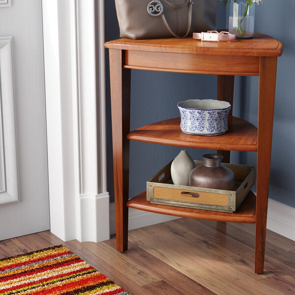 Wilfredo End Table by Charlton Home