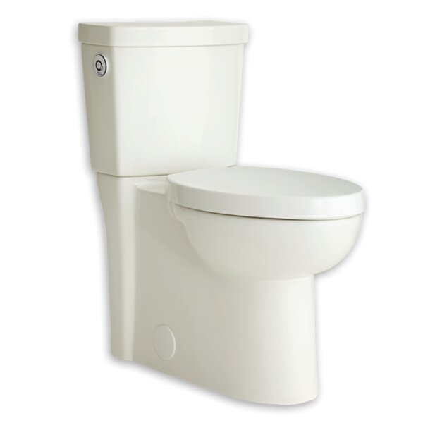 Standard 1.28 GPF Elongated Two-Piece Toilet by American Standard