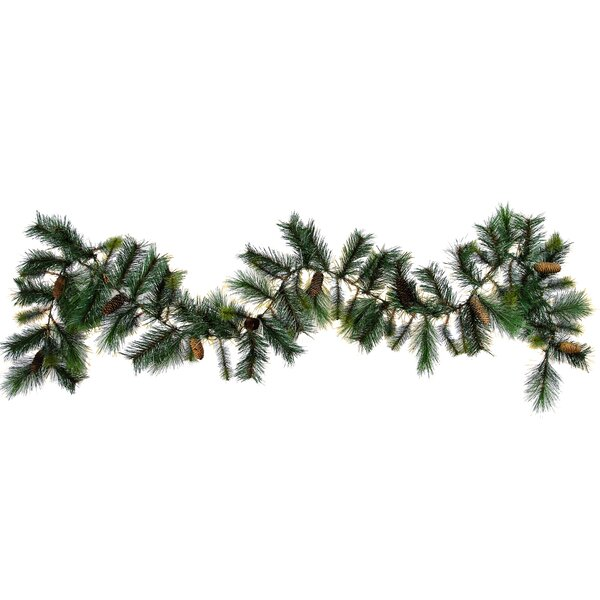 Christmas Pine Garland Natural Pine Cone by Admired by Nature