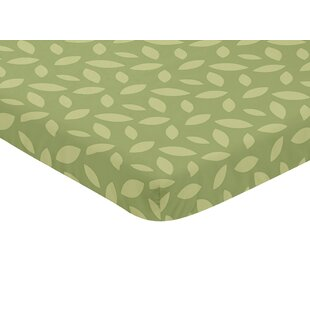 Jungle Time Mini Fitted Crib Sheet By Sweet Jojo Designs