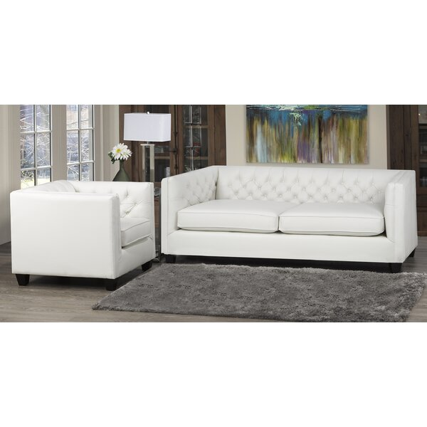 Devito 2 Piece Living Room Set By Darby Home Co