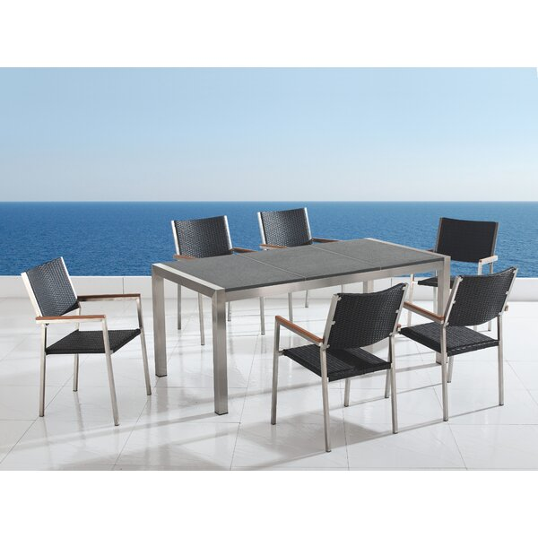 Grainne 6 Piece Dining Set by Home Etc