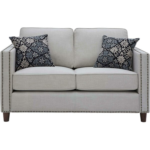 Ortensia Loveseat by Darby Home Co