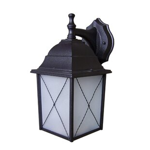 Affordable Price Maceo 1-Light Outdoor Wall Lantern By Whitfield Lighting