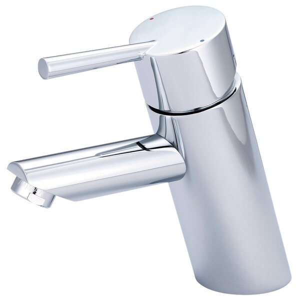 Standard Bathroom Faucet with Deck Cover Plate by Olympia Faucets