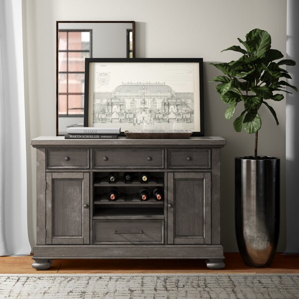 Devers Bar with Wine Storage by Greyleigh Greyleigh