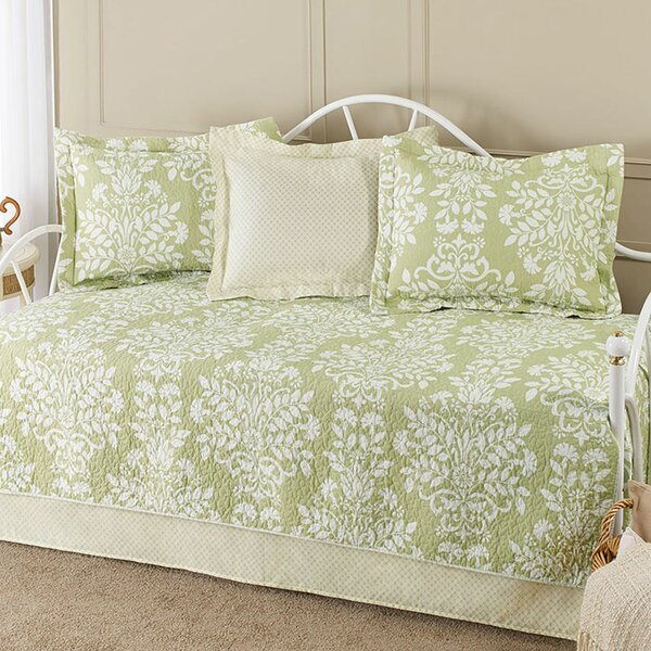 Rowland 5 Piece Quilt Set by Laura Ashley Home