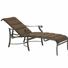 Montreux Reclining Chaise Lounge by Tropitone