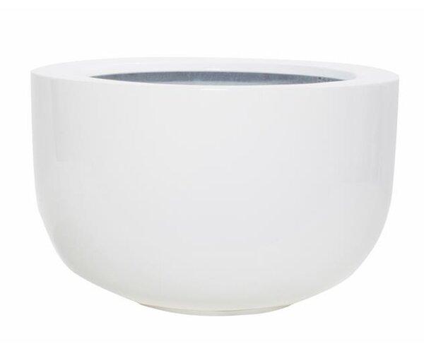 Basic Round Pot Planter by Pottery Pots